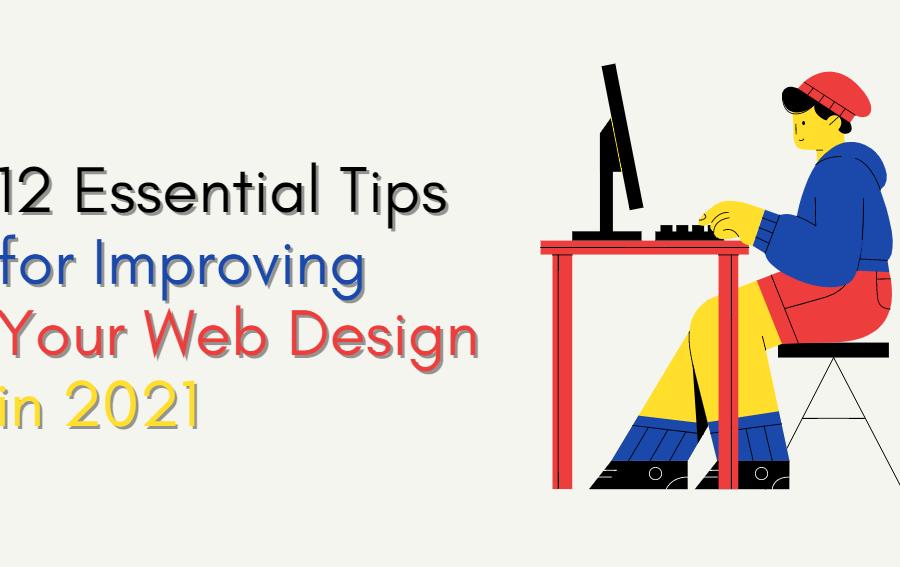 improve web design